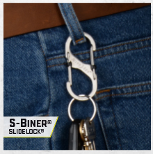 S-Biner SlideLock