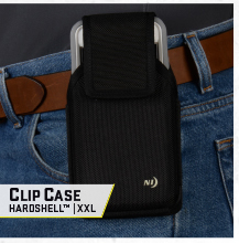 Clip Case Hardshell XXL